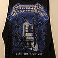 Metallica - TShirt or Longsleeve - Metallica - Ride the Lightning Shirt