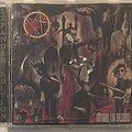 Slayer - Reign in Blood CD Tape / Vinyl / CD / Recording etc