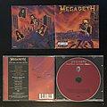 Megadeth - Tape / Vinyl / CD / Recording etc - Megadeth - Peace Sells CD (Remastered)