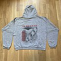 Sodom - Hooded Top - Sodom - The Saw is the Law Tour 1991 Hooded Sweater