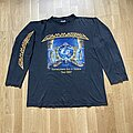 Gamma Ray - TShirt or Longsleeve - Gamma Ray - Somewhere Out In Space 1997