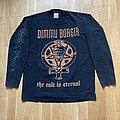 Dimmu Borgir - TShirt or Longsleeve - Dimmu Borgir - Godless Dimensional Reign 1999