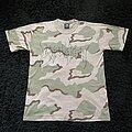 Immolation - TShirt or Longsleeve - Immolation - Harnessing Ruin Camo Tour T-Shirt