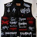 Mayhem - Battle Jacket - Black Metal Vest