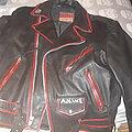 Venom - Battle Jacket - Leather jacket WIP