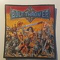 Bolt Thrower - Patch - Bolt Thrower War Master woven patch