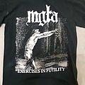 Mgła exercises in futility shirt