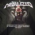 Metalized - TShirt or Longsleeve - Tshirt