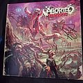 Aborted - Tape / Vinyl / CD / Recording etc - signed colored vinyl