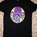 Electric Octopus Band Shirt