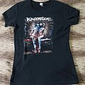 """Kamelot """"Poetry for the Poisoned"""" girlie tee."""