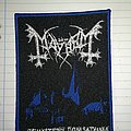 Mayhem - De Mysteriis Dom Sathanas - Patch