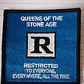 Queens Of The Stone Age - Patch - Queens Of The Stone Age - Rated R Patch