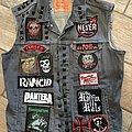 Heavy metal Battle jacket