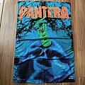Pantera – Far Beyond Driven Flag 1994 Heart Rock Italy