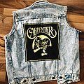 "The Carpenters - Battle Jacket - John Carpenter/The Carpenters ""They Live"" Jean Vest"