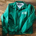 "Glassjaw - Other Collectable - Glassjaw ""Our Color Green"" Windbreaker"