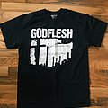Godflesh - TShirt or Longsleeve - Godflesh Black & White