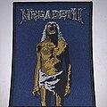 Megadeth - Patch - Megadeth - Symphony of Destruction patch