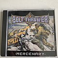 Bolt Thrower - Tape / Vinyl / CD / Recording etc - Bolt Thrower - Mercenary CD