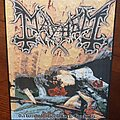 Mayhem - Patch - Mayhem - Dawn of the black Hearts backpatch