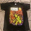 Agoraphobic Nosebleed L T-shirt