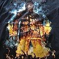 The Wicker Man Final Frontier tour shirt