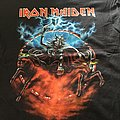 Iron Maiden Nordic event shirt