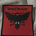 DevilDriver - Patch - Devildriver Pray For Villains patch
