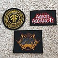 Amon Amarth patches