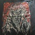 Slayer European Tour shirt