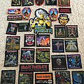 My Iron Maiden collection  Patch