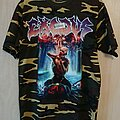 Exodus - TShirt or Longsleeve - Exodus - Blood In Blood Out - Camo TS * M