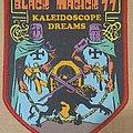 Black Magick SS - Patch - Black Magick SS - Kaleidoscope Dreams / Crusader Patch