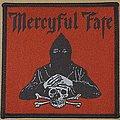 Mercyful Fate - Patch - Mercyful Fate - Live In Copenhagen '82 Patch