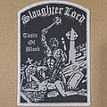 Slaughter Lord - Patch - Slaughter Lord - Taste Of Blood Patch