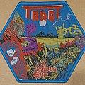Tarot - Patch - Tarot - The Warrior's Spell Patch