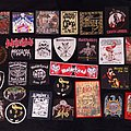 Bathory - Patch - Mixed patches - old originals, recent bootlegs