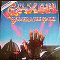 "Saxon  - Power & The Glory - 1983 - 12"" Single"