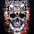 Lamb Of God - TShirt or Longsleeve - Lamb Of God  All Seeing Red T Shirt