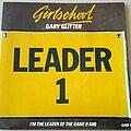 """Girlschool - Tape / Vinyl / CD / Recording etc - Girlschool + Gary Glitter I'm The Leader Of The Gang ( I Am ) 7"""" Vinyl"""