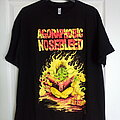 Agoraphobic Nosebleed - TShirt or Longsleeve - Agoraphobic Nosebleed Octo Book
