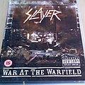 Slayer - 2003 - War At The Warfield  DVD