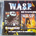 W.A.S.P. - Tape / Vinyl / CD / Recording etc - W.A.S.P. - The Headless Children / Inside The Electric Circus CD