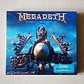 Megadeth - Tape / Vinyl / CD / Recording etc - Megadeth Warheads On Foreheads 3 CD's 35 Tracks for 35 Years