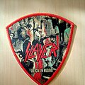 Slayer - Patch - Slayer Reign In Blood Official Woven Patch