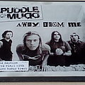 "Puddle Of Mudd - Away From Me 7"" Vinyl"