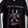 Arch Enemy - Rise Of The Tyrant 2007 Tour T Shirt