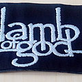 Lamb Of God - Patch - Lamb Of God - Patch