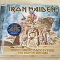 Iron Maiden - Tape / Vinyl / CD / Recording etc - Iron Maiden Somewhere Back In Time The Best Of : 1980 - 1989 CD